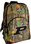 Purdue University Backpack REAL CAMO DESIGN