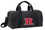 RUTGERS Duffel RICH COTTON Washed Finish Black