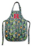 Camo Rutgers University Apron for Men or Women