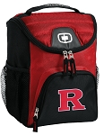 RUTGERS Insulated Lunch Box Cooler Bag