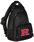 RUTGERS Backpack Cross Body Style