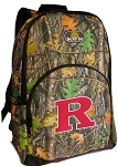 RUTGERS Backpack REAL CAMO DESIGN