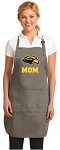 Southern Miss Mom Deluxe Apron Khaki