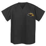 Southern Miss Logo Scrubs Top Shirt-