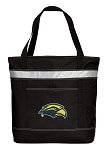 Southern Miss Insulated Tote Bag Black
