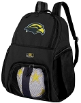 Southern Miss Ball Backpack Bag