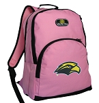 Southern Miss Pink Backpack