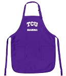 TCU Grandma Apron Purple - MADE in the USA!