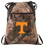 Tennessee Vols RealTree Camo Cinch Pack