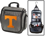 University of Tennessee Toiletry Bag or Shaving Kit Gray