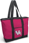 Deluxe Pink University of Kentucky Tote Bag