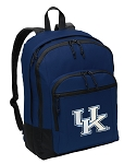 University of Kentucky Backpack Navy