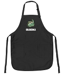 Official University of South Carolina Grandma Apron Black