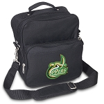 UNC Charlotte Small Utility Messenger Bag or Travel Bag