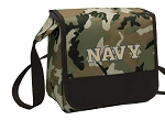 USNA Navy Lunch Bag Cooler Camo