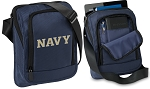 Naval Academy Tablet Bag or USNA Navy Ipad Travel Bags Navy