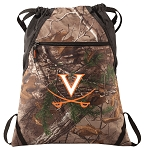 UVA RealTree Camo Cinch Pack