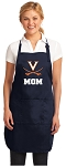 Official UVA Mom Aprons Navy