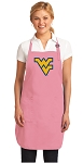 West Virginia Apron Pink