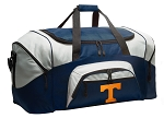 Large University of Tennessee Duffle Tennessee Vols Duffel Bags