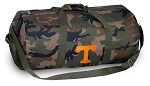 Tennessee Vols Camo Duffel Bags