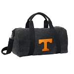 University of Tennessee Duffel RICH COTTON Washed Finish Black