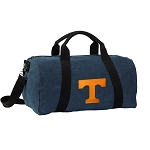 Tennessee Vols Duffel RICH COTTON Washed Finish Blue