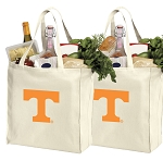 University of Tennessee Shopping Bags Tennessee Vols Grocery Bags 2 PC SET