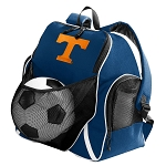 Tennessee Vols Soccer Ball Backpack