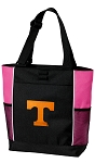 University of Tennessee Neon Pink Tote Bag