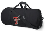 Texas Tech University Duffel Bag Official NCAA Logo