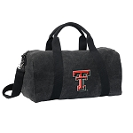 Texas Tech University Duffle Bag COOL Dye Washed