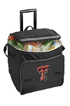 Texas Tech Rolling Cooler Bag