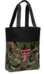Texas Tech University CarryAll Tote Bag Camo
