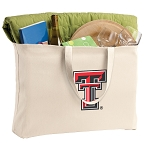 Texas Tech University Jumbo Tote Bag