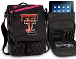 Texas Tech University Tablet Bags & Cases Pink