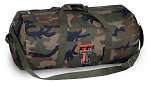 Texas Tech University Camo Duffel Bags