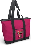 Texas Tech University Pink Tote Bag