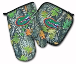 University of Florida Real Camo Oven Mitt and Logo Potholder Set