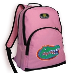 University of Florida Pink Backpack