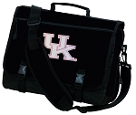 Pink UK Wildcats Logo Messenger Bags