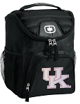 Pink UK Wildcats Logo Insulated Lunch Box Cooler Bag