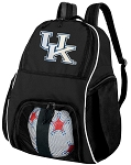 Kentucky Wildcats Ball Backpack Bag