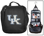 University of Kentucky Toiletry Bag or Kentucky Wildcats Shaving Kit Travel Organizer for Men