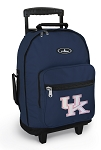 Ladies Kentucky Wildcats Rolling Navy Backpacks