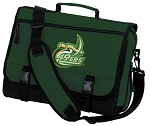 UNCC Messenger Bag Green