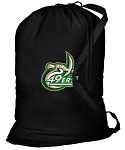 UNCC Laundry Bag Black