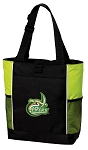 South Carolina Gamecocks Tote Bag COOL LIME