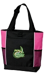 UNC Charlotte Neon Pink Tote Bag