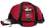 South Carolina Gamecocks Duffle Bag Red